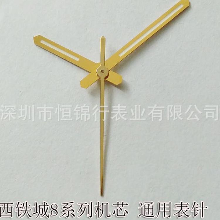 工厂现货手表配件手表表针 适配MIYOTA 8215机械表 真皮表带手表