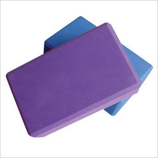 瑜伽砖 高密度eva瑜伽砖头环保材质 200g 3*6*9