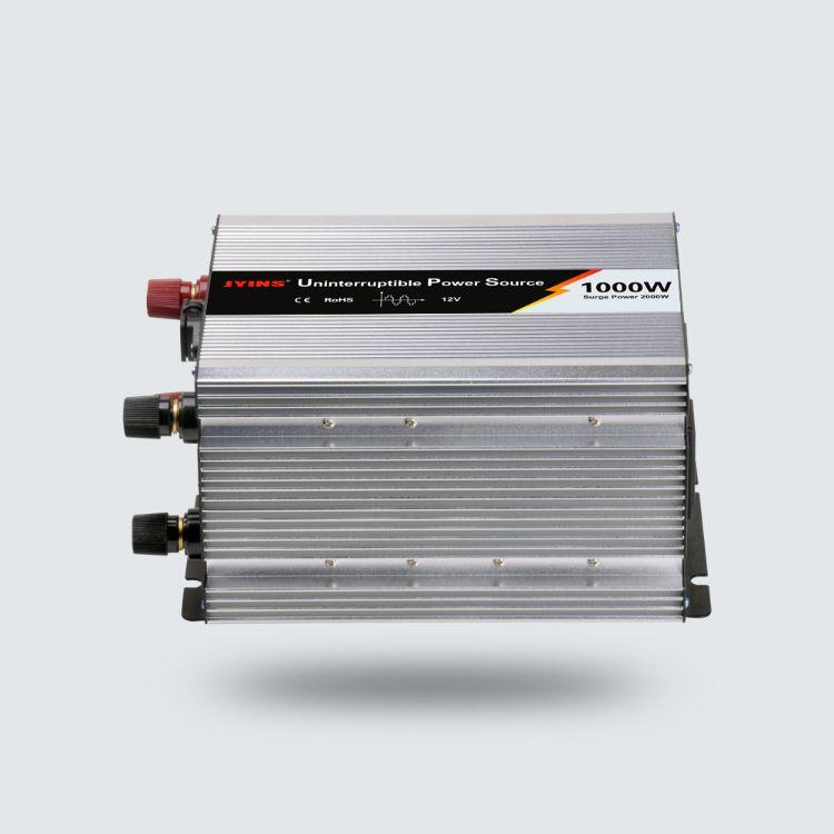 300W逆變器12V-220V修正弦波跨境示輸出功率雙USB