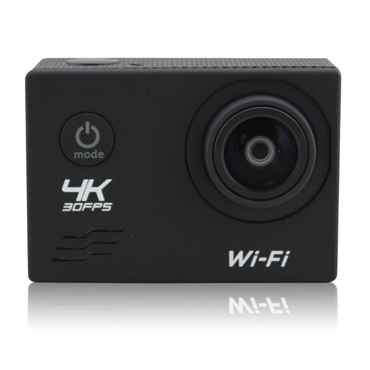 外贸热销F60 4K运动相机V3+支持wifi  户外防水迷你摄像机运动DV
