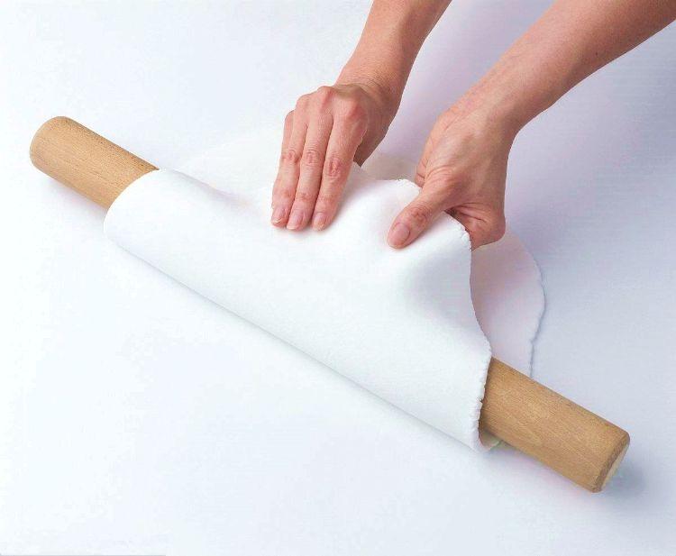 北欧厨房用品 创意 擀面杖实木  榉木烘焙工具 木质擀面仗