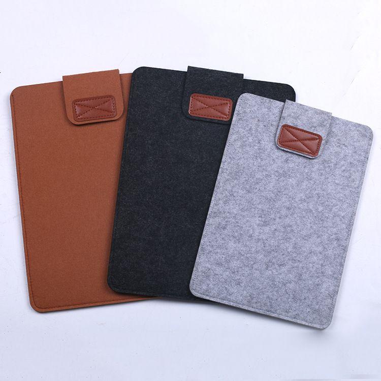 南宫厂家直销ipad平板电脑毛毡包钱包式手拿包低价批发 按需定制