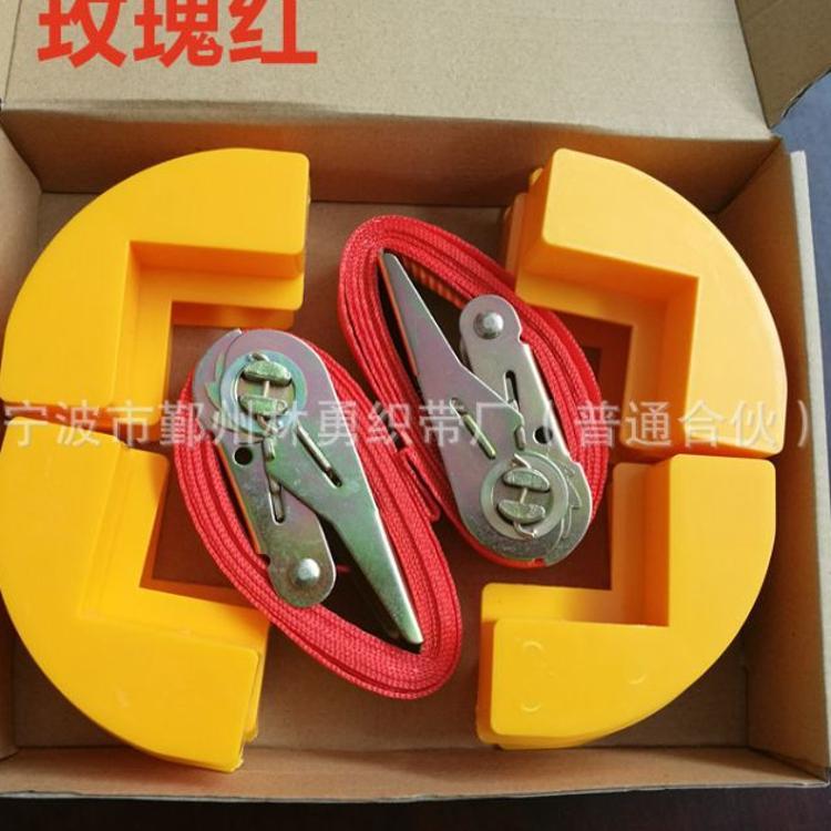 宁波厂家直销 铝材橱柜木工拼门器 塑胶组器 拉紧器 拼装门3米6米