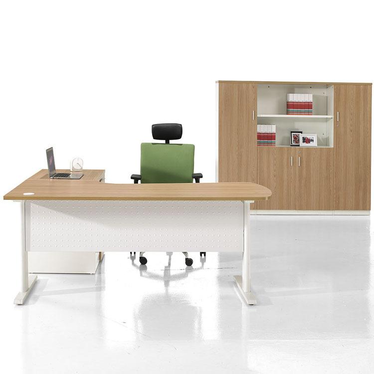 广州办公家具厂家货源直销大班桌经理办公桌板式老板桌主管桌