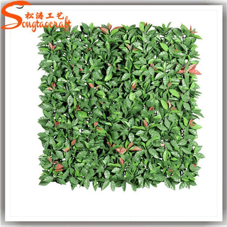 尤加利仿真植物墙加密塑料米兰尤加利绿植草坪墙仿真尤加利草皮