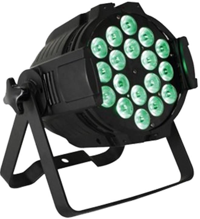 超值舞台灯 18颗LED四合一铸铝帕灯 酒吧婚庆灯光  18颗帕灯