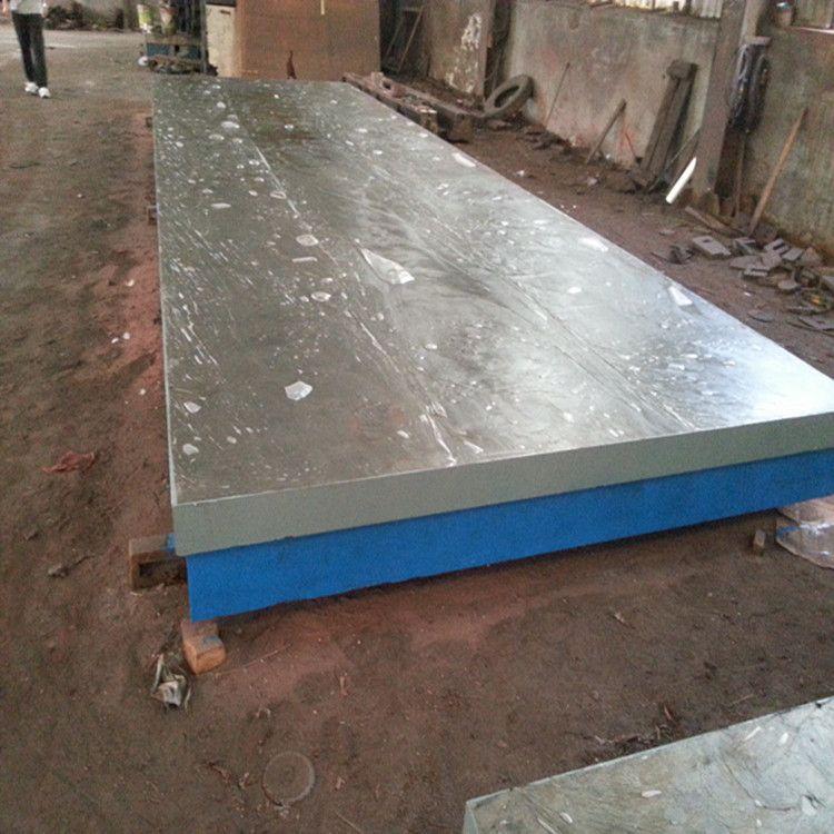 宏双直销 优质铸铁 焊接T型槽 划线 装配 检验 铆焊 检测 基础平板 铸铁平台