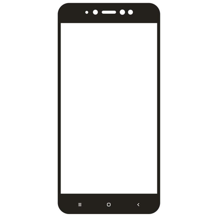 手机膜 小米红米NOTE5A钢化膜 钢化玻璃手机保护膜 贴膜厂家直销