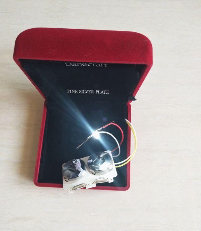 震动开关、声控开关、触摸开关、人体感应开关发光LED组件
