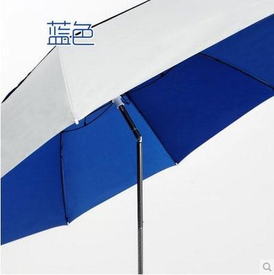 天成 牛津布摇头1.8米磨砂  折叠超轻防雨防风防紫外线垂钓钓鱼伞