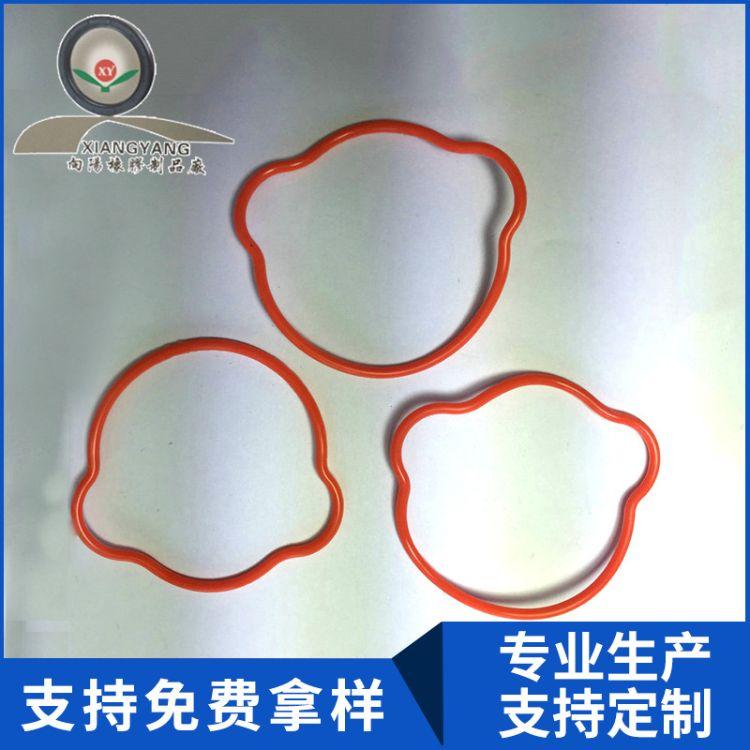 向阳- 黑色橡硅胶异形平垫 防水硅胶平垫批发厂家出售