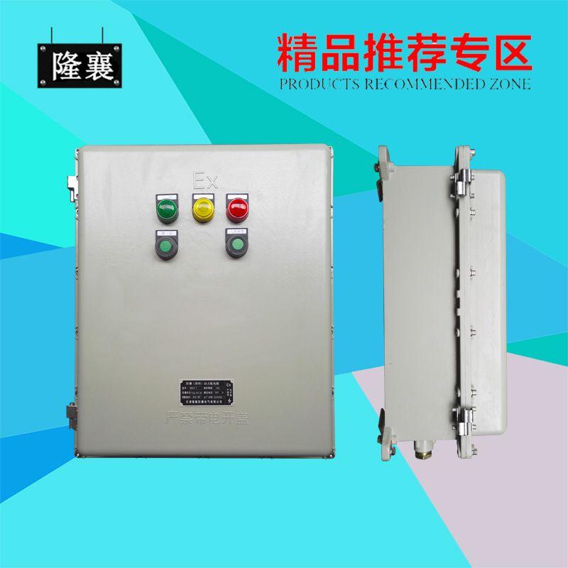 专业制造BXM(D)防爆照明动力配电箱 隆襄防爆配电箱 500x600x250