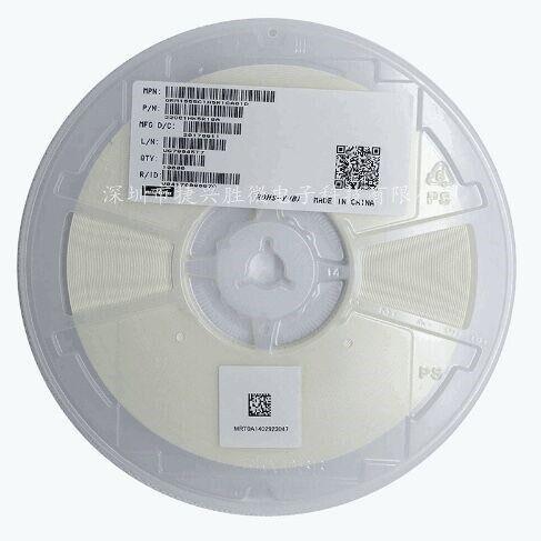 贴片电容 GRM1885C1H102JA01D 1000pF 50V 0603