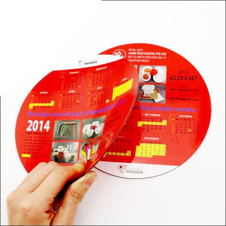 厂家直销时尚磁性冰箱贴 圆形冰箱贴日历冰箱贴字母卡通冰箱贴