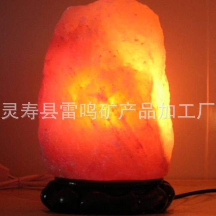 盐灯厂家销售喜马拉雅水晶矿物盐灯 3-5kg岩石灯