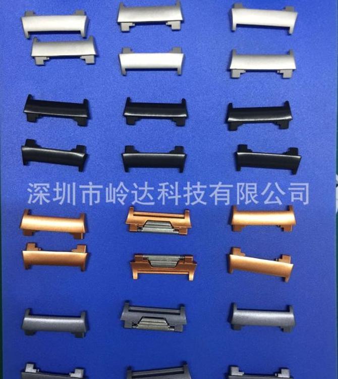 适用于fitbit ionic智能手表连接器四色可选
