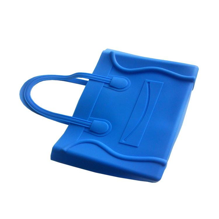 硅胶厨具用品 硅胶手提袋 时尚购物袋 硅胶购物篮批发