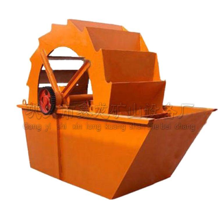 厂家专卖 立式新型制砂机 粗砂淘泥土机械 反击式破碎机 鑫龙制砂设备