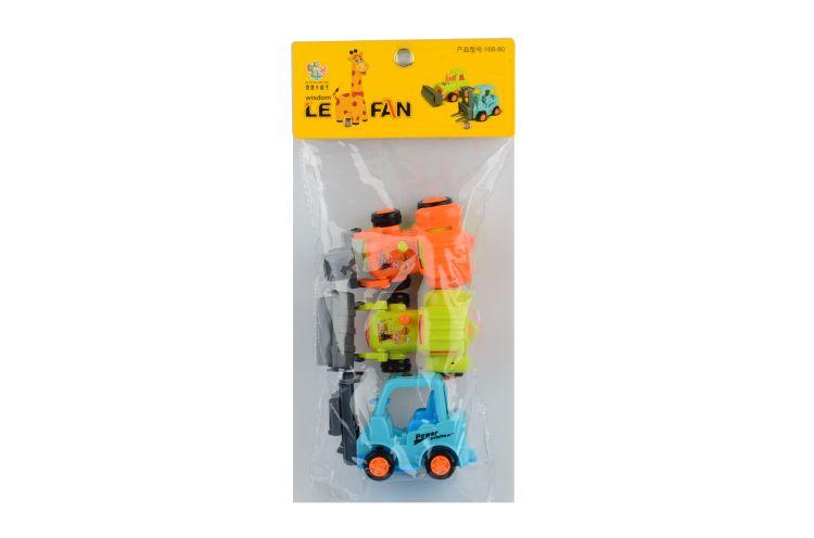 小号建筑工程车滑行挖掘推土机儿童玩具仿真迷你玩具车模型热卖