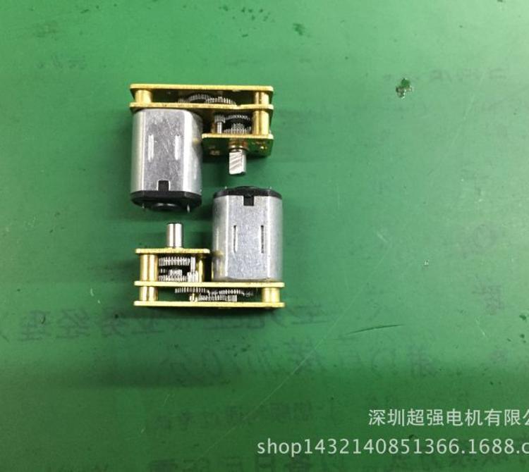 减速齿轮箱电机/调速减速电机/直流微型减速马达/指纹锁减速电机