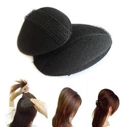 蓬蓬贴刘海神器公主盘发器头发蓬松发夹头饰品发箍发卡增高器发垫