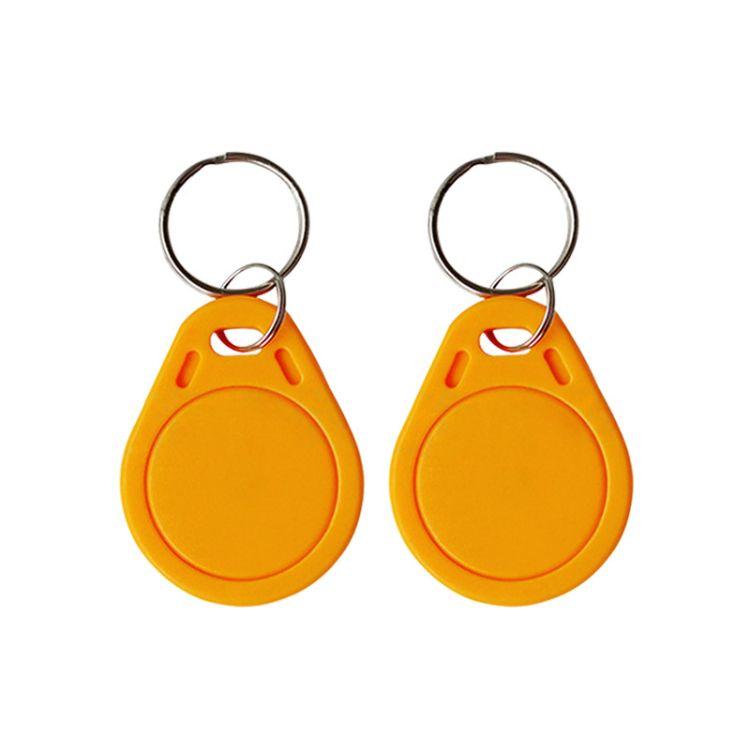厂家生产 3号ID钥匙扣卡 T5577芯片 门禁感应钥匙扣卡 门禁小区卡