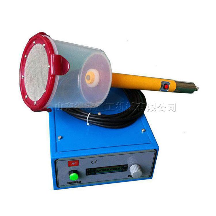 静电植毛机首饰盒表面植绒工具全自动静电植绒机