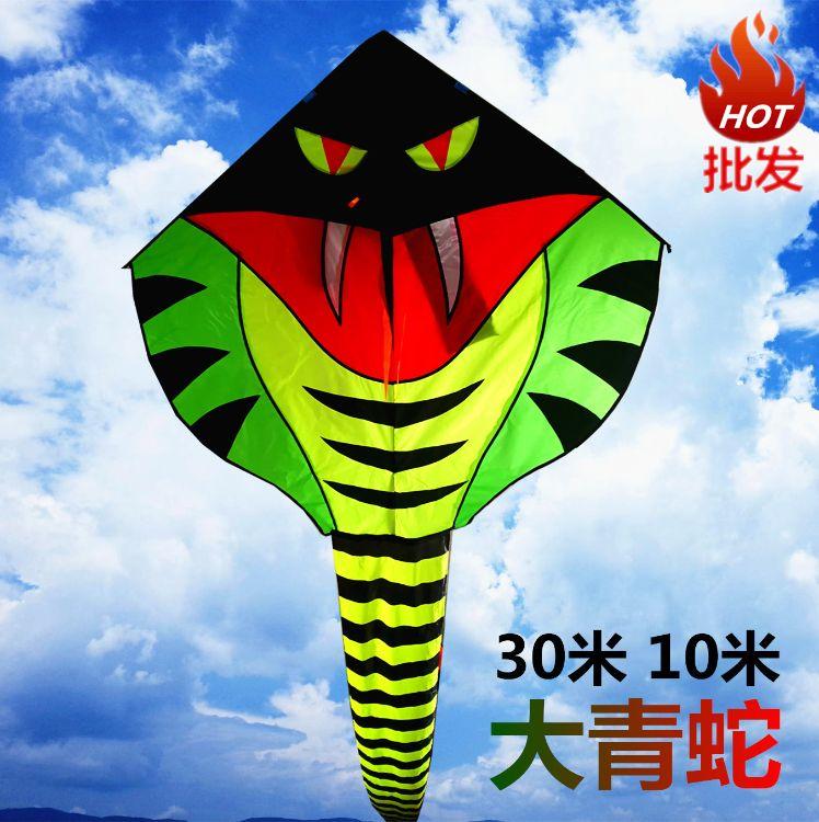 潍坊风筝批发定制30米大青蛇风筝好飞保飞底价批发厂家促销