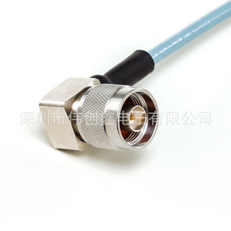 低损耗RF测试线缆-N Type Male R/A TO N Type Male R/A-1200