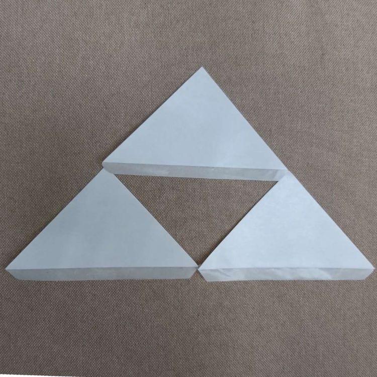 三角形地毯双面胶固定边角胶贴 易撕贴pet胶带 厂家定制批发