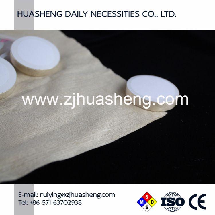 100%竹纤维无纺布压缩毛巾、一次性洗脸巾、抽取式棉柔巾OEM