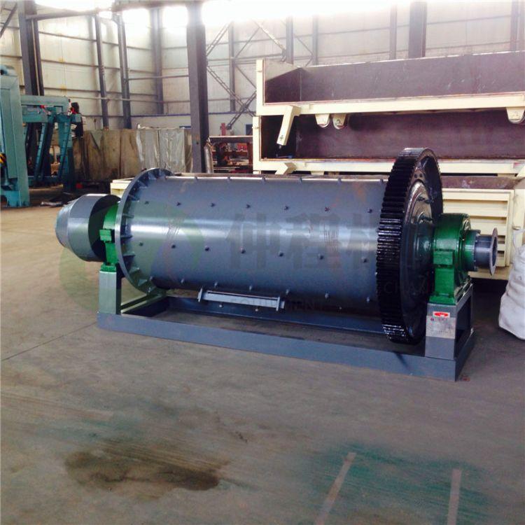 热销卧式铁矿石球磨机 多功能铅锌矿磨粉机 全自动铁矿粉球磨机