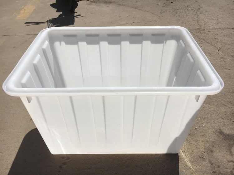 各种规格周转水箱 塑料方箱生产厂家 海产品运输箱  加厚工业水箱