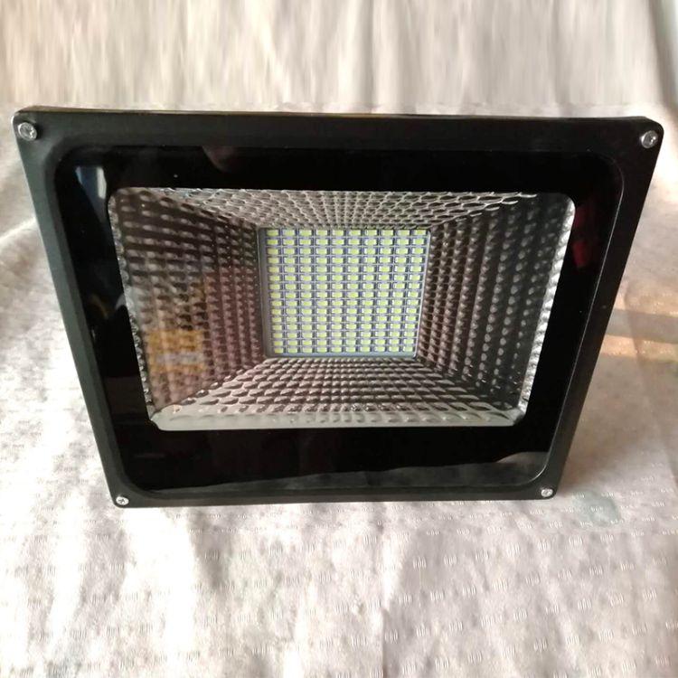 LED投光灯户外投射灯室外工地照明路灯广告探照灯泛光灯具供应