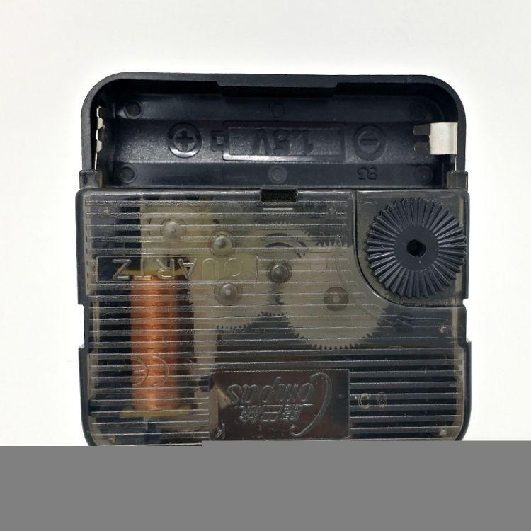 康巴丝机芯 石英钟十字绣机芯静音电子台钟挂钟座钟配件高档表芯