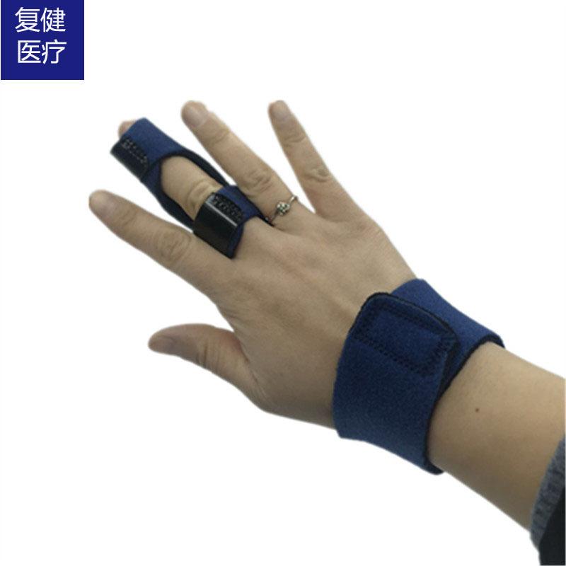 厂家直销食指中指无名指小指骨折固定夹板手指保护套护具保健器械