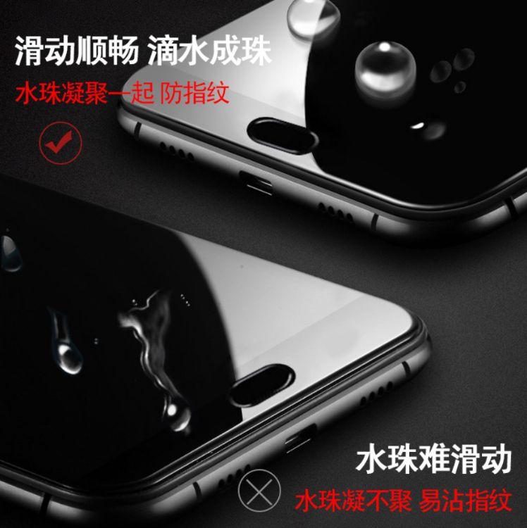 适用 小米5x钢化膜红米Note4手机贴膜小米6非全屏贴膜钢化膜批发