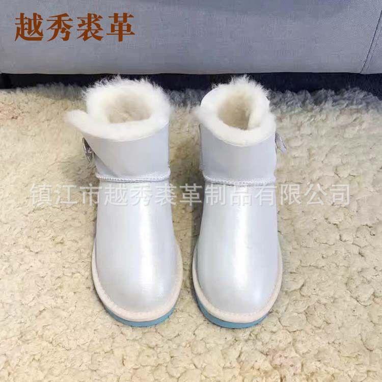 大量销售高品质雪地靴女鞋 厂家专业生产 多种规格可选 价格优惠