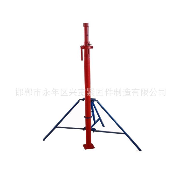 沧州巨泰金属厂家直销 钢支撑固定架 三脚架价格优惠 三角架厂家