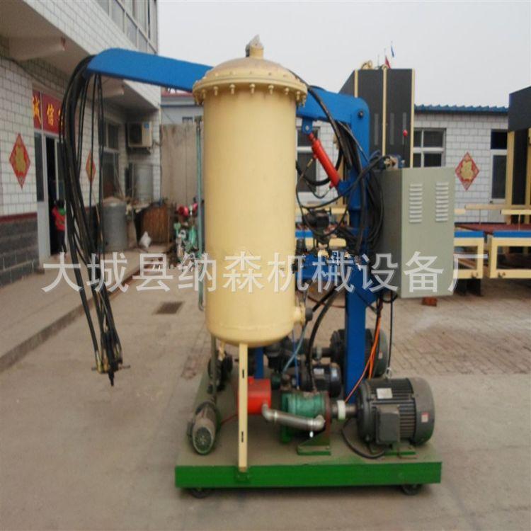 聚氨酯高压发泡机 PU灌注填充发泡机 聚氨酯启发无空泡