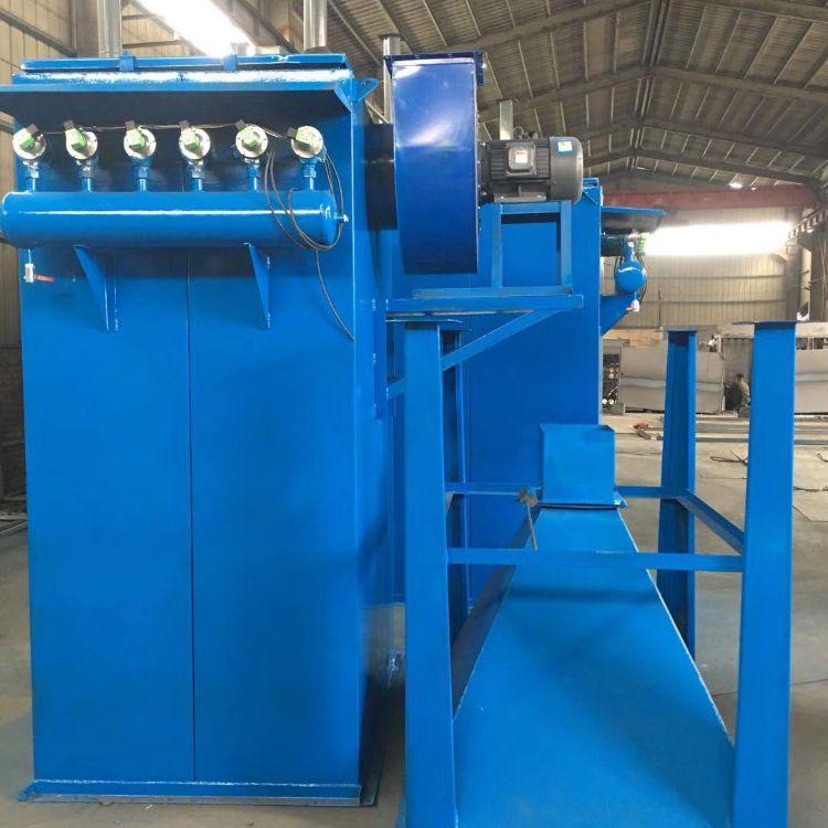 供应脉冲袋除尘设备 脉冲式除尘器 脉冲式除尘设备 气箱脉冲袋除尘器