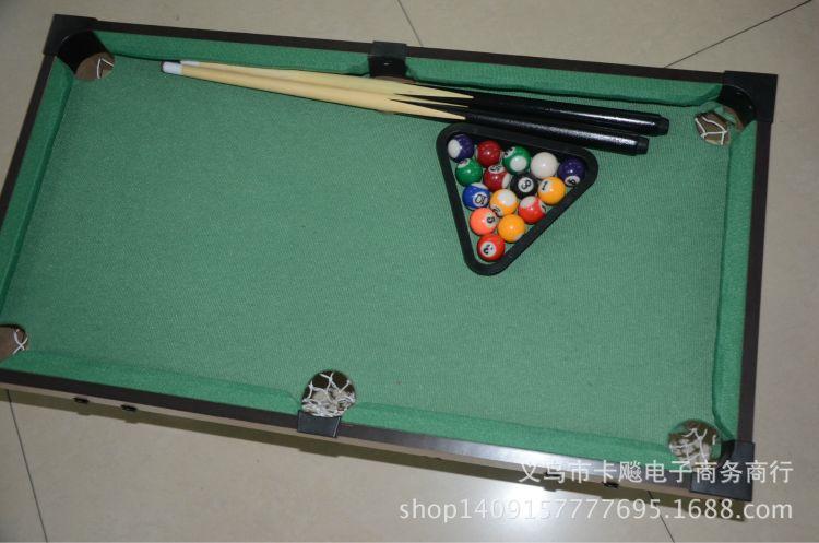 厂家直销 体育礼品儿童桌球 休闲体育益智 儿童台球 斯诺克九球桌