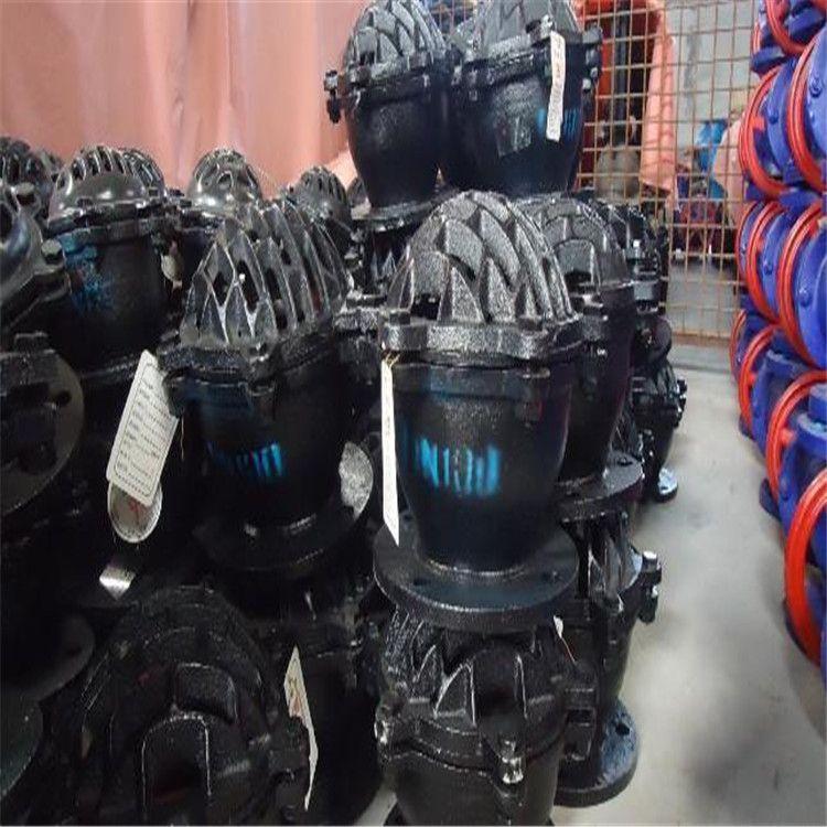 庆泰阀门厂家优选质量 水泵吸水底阀H42W-6P    DN80常德专业制作法兰底阀