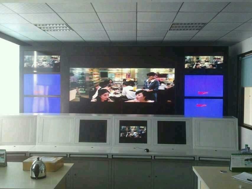 安防监控 监控安防 电视墙 安防监控系统 安防监控工程