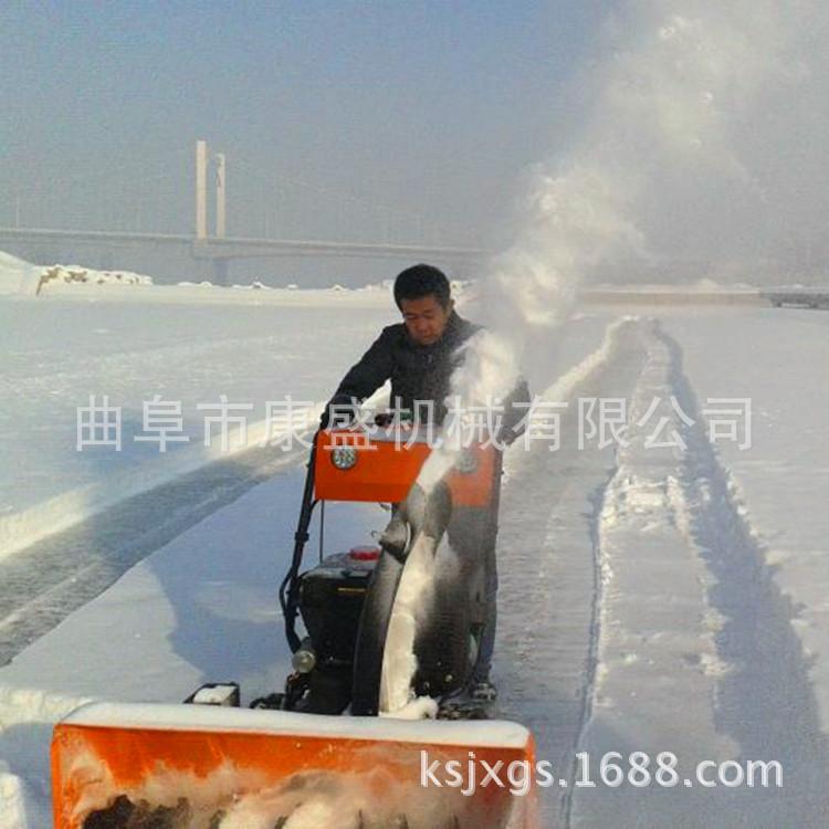 厂家直销多功能手推防滑扫雪机 现货热卖毛刷式积雪清理扫地机