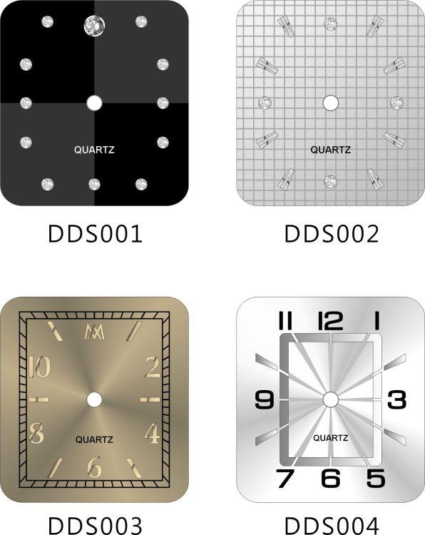 手表表面  字面  贝壳表面  油压字面  手表配件