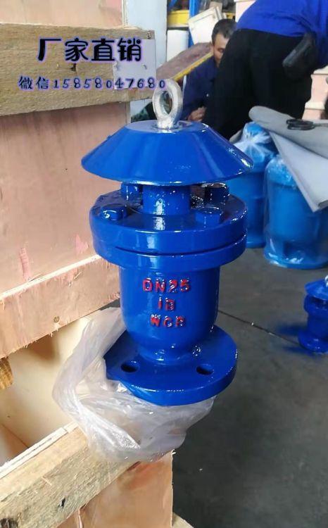 厂家直销 KP-10Q DN100快速排气阀 价格优惠 质量保证 欢迎采购