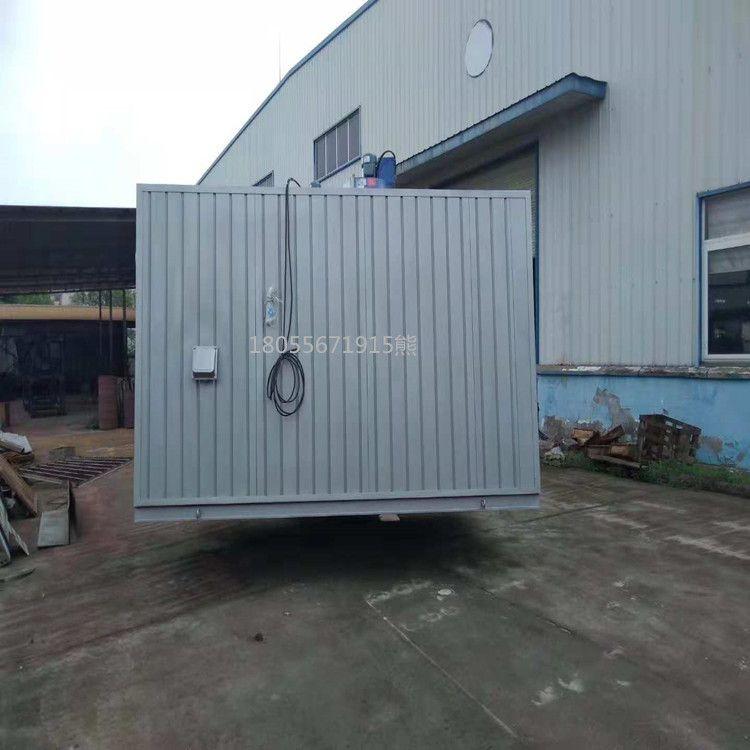 批量电动机线圈烘箱 大型电机漆跑线烘箱 高温烘箱定制 电加热厂