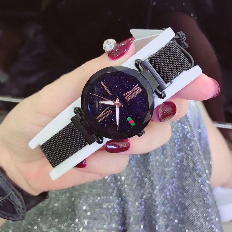 网红同款女士手表防水时尚2018新款学生韩版抖音女表一件代发