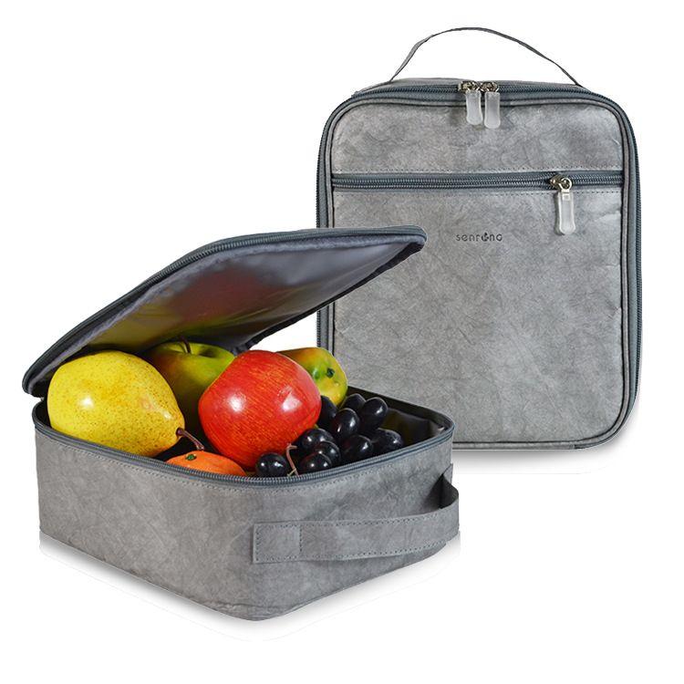 新款杜邦特卫强保温饭盒袋 学生白领午餐便当包 铝箔加厚厂家定做